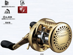 Shimano Calcutta   Conquest 400